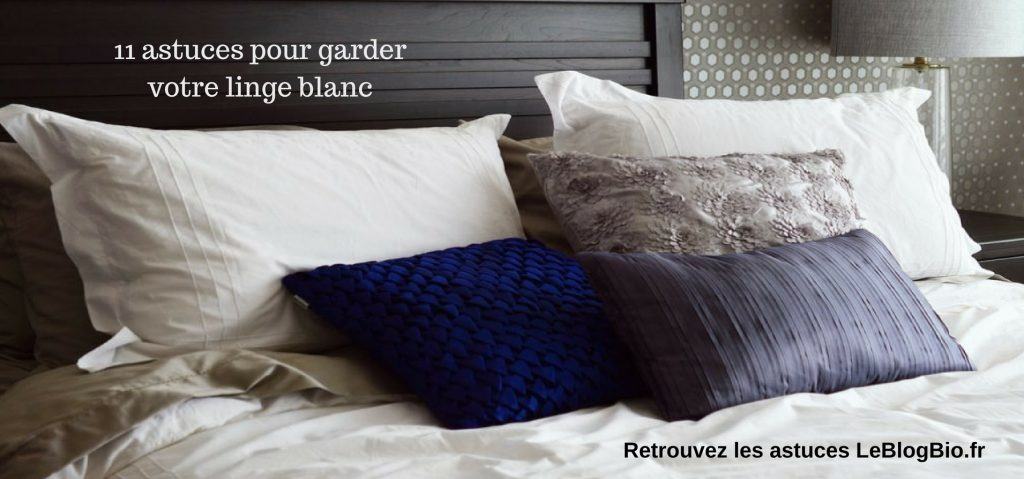 11 astuces pour garder votre linge blanc le blog bio z ro d chet. Black Bedroom Furniture Sets. Home Design Ideas