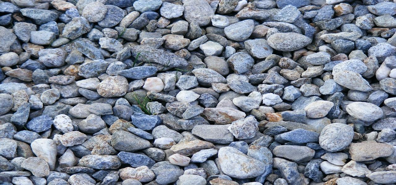 Dénichez votre paillage minérale dans la nature. SOUS certaines conditions. LeBlogbio.fr
