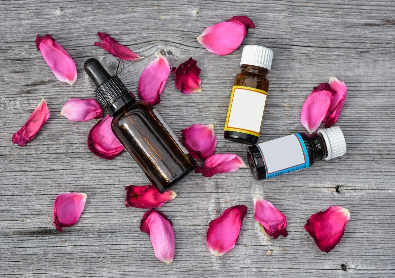 Les huiles essentielles pour d'un déodorant DIY, Zéro déchet