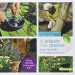 Livre terre vivante - je prepare mes potions purins fait maison pour le jardin