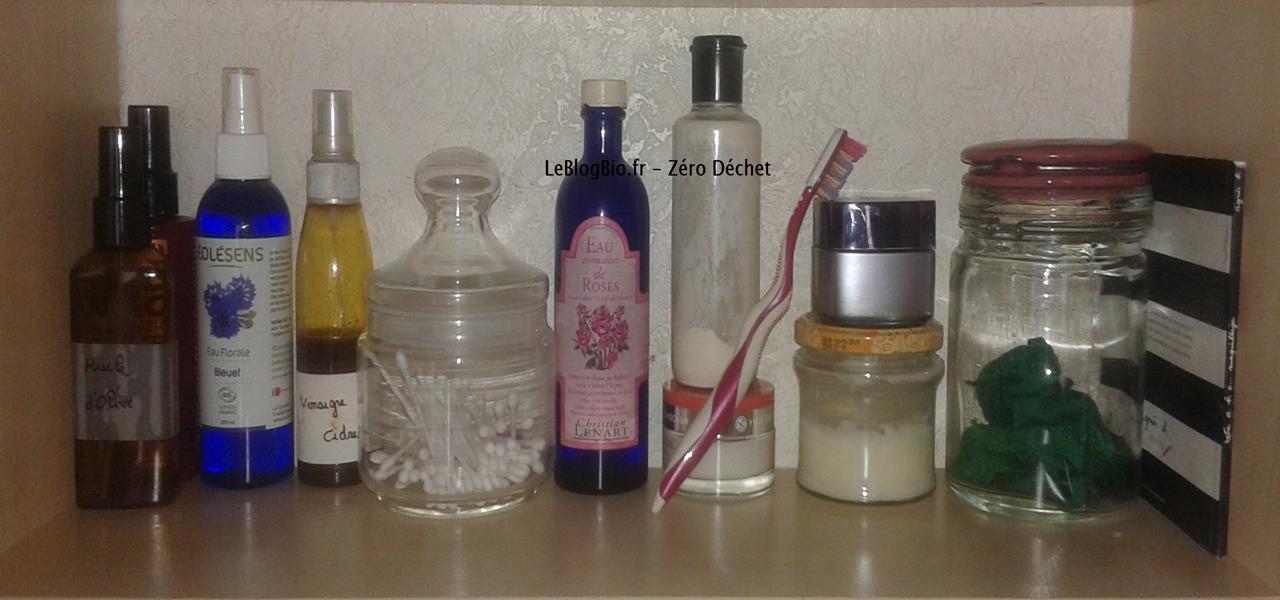 Désencombrer sa salle de bain : que faire de vos produits ? avec LeBlogBio.fr #minimaliste #environnement #zerodechet #beauty #makeup #ecologie