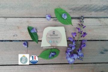 Ce savon artisanal et zéro déchet « Comme Avant », à l'huile d'olive et Fabriqué à Marseille