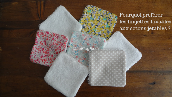 Découvrez les avantages des lingettes démaquillantes lavables aux cotons démaquillants jetables