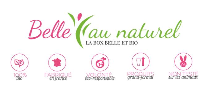 Les avantages de la box « Belle au Naturel », la box beauté 100% bio