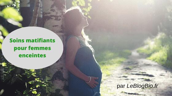 Mes 3 meilleurs soins matifiants pour les plus de 30 ans et adaptés aux femmes enceintes
