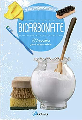 Les indispensables du bicarbonate fait parti de mes livres écolos et pratiques de 2020 à ne pas manquer