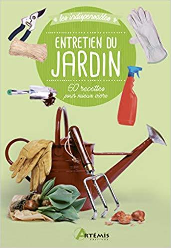 Entretien du jardin fait parti de mes livres écolos et pratiques de 2020 à ne pas manquer