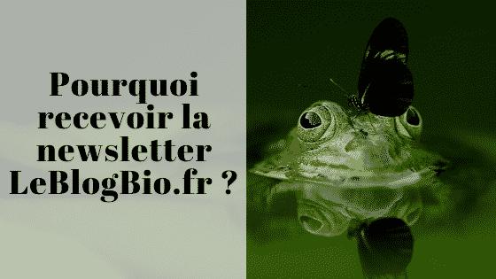 Les avantages à s'inscrire à la newsletter gratuite de Le Blog Bio - Zéro Déchet