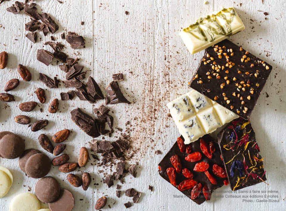 Pourquoi et comment préparer soi-même son Chocolats gourmands et sains ?