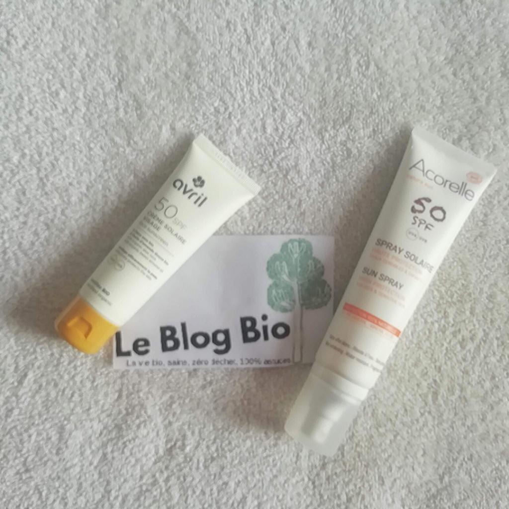 Crèmes solaires bio et fabriquées en France