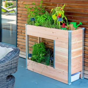 - compost écolo de terrasse balcon