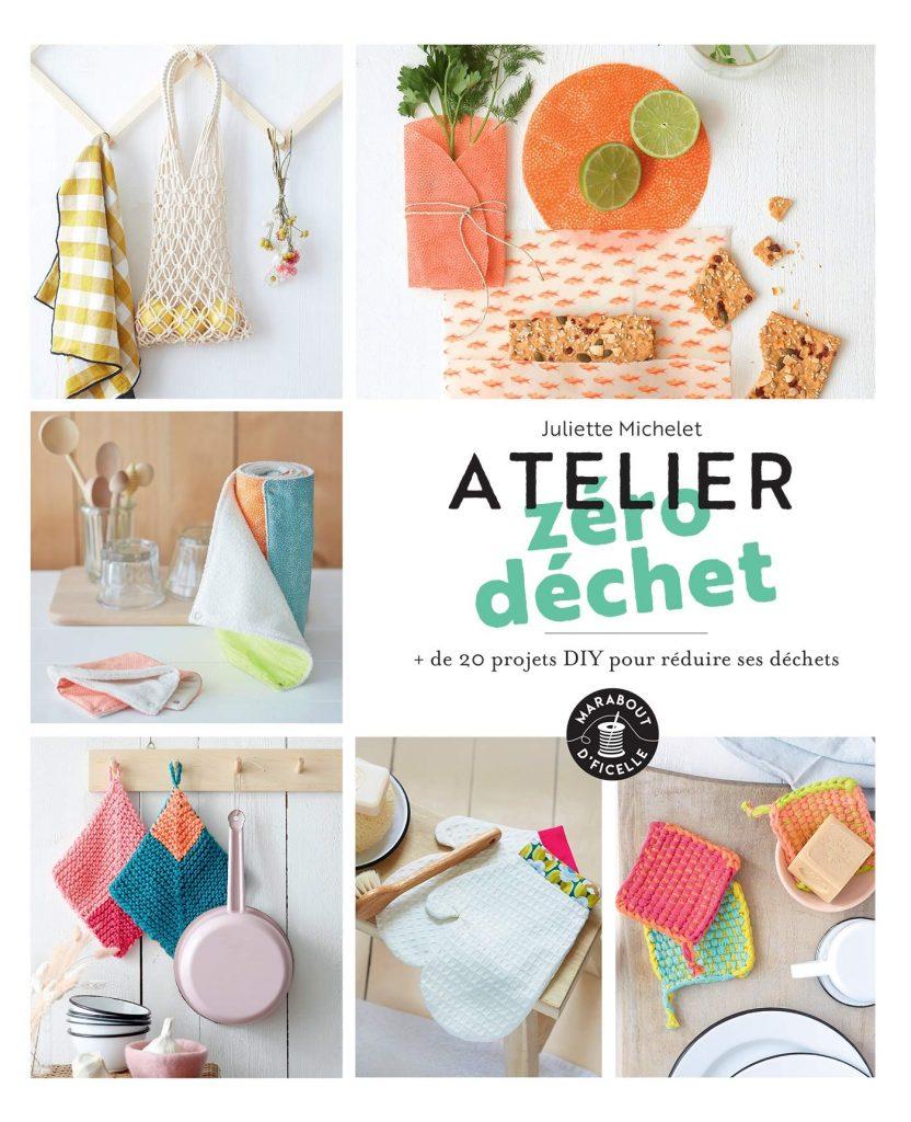 livre - Atelier zéro déchet - edition hachette