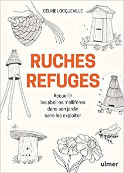 livre - ruches refuges - edition ulmer