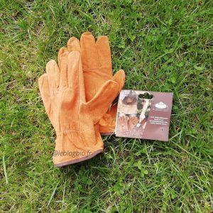 Mon Petit Coin Vert - gants en cuir 100% naturel