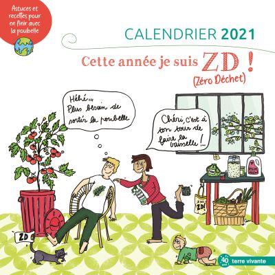 Le-calendrier-2021-Cette-annee-je-suis-ZD-zero-dechet - terre vivante