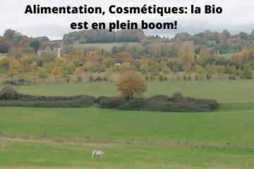 Alimentation, Cosmétiques la Bio est en plein boom!