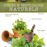 Purins & fertilisants naturels 2021 livres écolos