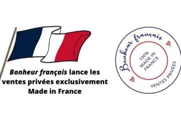 Bonheur français lance les ventes privées exclusivement Made in France